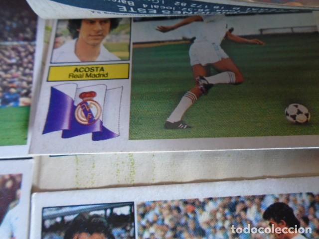Álbum de fútbol completo: (AL-210400)ALBUM CROMOS FUTBOL LIGA 83-83 - EDITORIAL ESTE - DOBLES - COLOCAS - RAREZAS - Foto 52 - 254887820