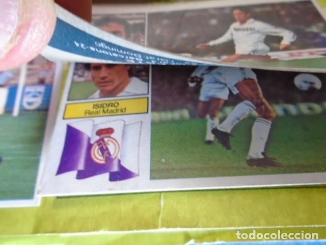 Álbum de fútbol completo: (AL-210400)ALBUM CROMOS FUTBOL LIGA 83-83 - EDITORIAL ESTE - DOBLES - COLOCAS - RAREZAS - Foto 54 - 254887820