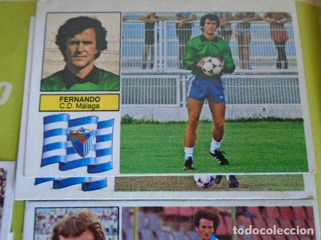 Álbum de fútbol completo: (AL-210400)ALBUM CROMOS FUTBOL LIGA 83-83 - EDITORIAL ESTE - DOBLES - COLOCAS - RAREZAS - Foto 61 - 254887820