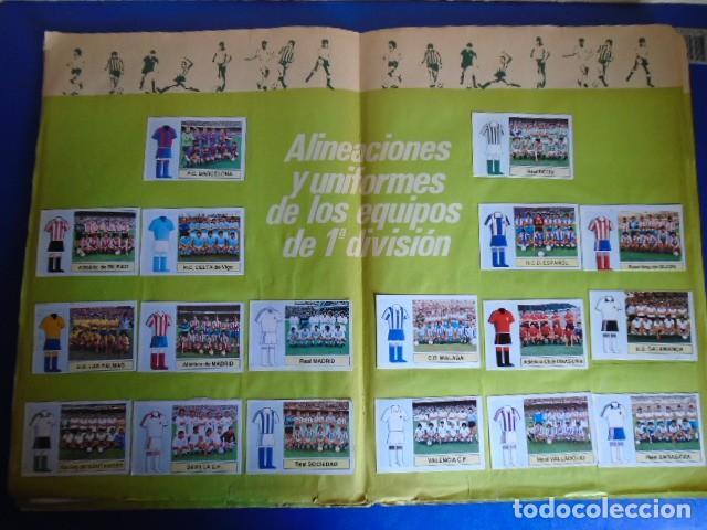 Álbum de fútbol completo: (AL-210400)ALBUM CROMOS FUTBOL LIGA 83-83 - EDITORIAL ESTE - DOBLES - COLOCAS - RAREZAS - Foto 66 - 254887820