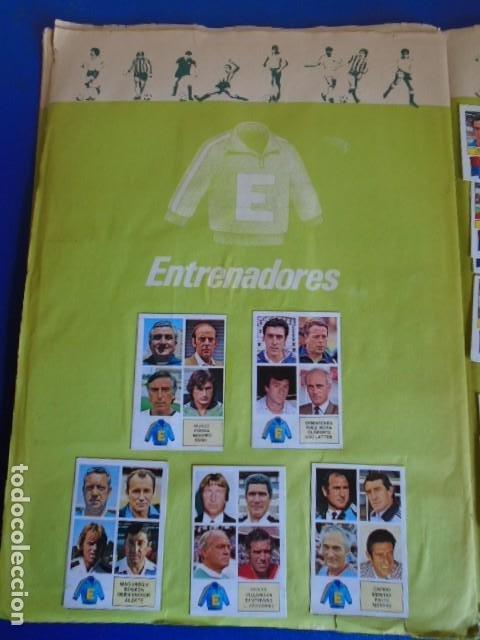 Álbum de fútbol completo: (AL-210400)ALBUM CROMOS FUTBOL LIGA 83-83 - EDITORIAL ESTE - DOBLES - COLOCAS - RAREZAS - Foto 67 - 254887820