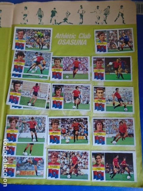 Álbum de fútbol completo: (AL-210400)ALBUM CROMOS FUTBOL LIGA 83-83 - EDITORIAL ESTE - DOBLES - COLOCAS - RAREZAS - Foto 68 - 254887820