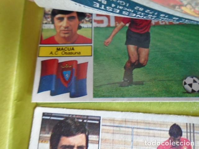 Álbum de fútbol completo: (AL-210400)ALBUM CROMOS FUTBOL LIGA 83-83 - EDITORIAL ESTE - DOBLES - COLOCAS - RAREZAS - Foto 70 - 254887820