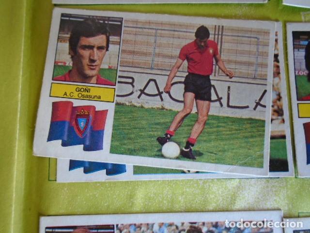 Álbum de fútbol completo: (AL-210400)ALBUM CROMOS FUTBOL LIGA 83-83 - EDITORIAL ESTE - DOBLES - COLOCAS - RAREZAS - Foto 71 - 254887820