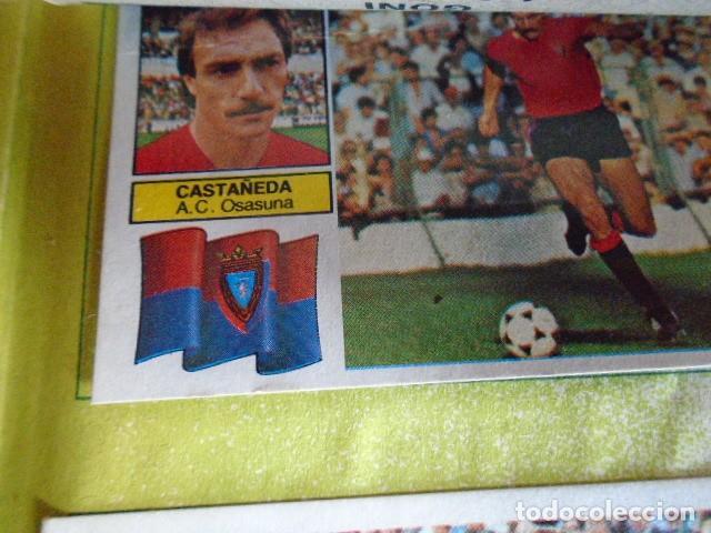 Álbum de fútbol completo: (AL-210400)ALBUM CROMOS FUTBOL LIGA 83-83 - EDITORIAL ESTE - DOBLES - COLOCAS - RAREZAS - Foto 72 - 254887820