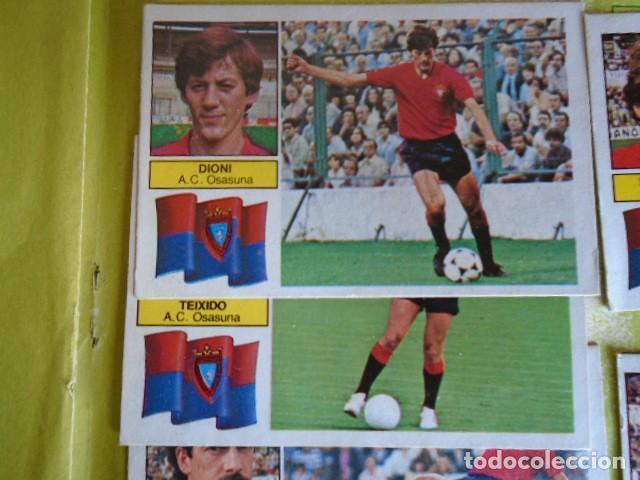 Álbum de fútbol completo: (AL-210400)ALBUM CROMOS FUTBOL LIGA 83-83 - EDITORIAL ESTE - DOBLES - COLOCAS - RAREZAS - Foto 73 - 254887820