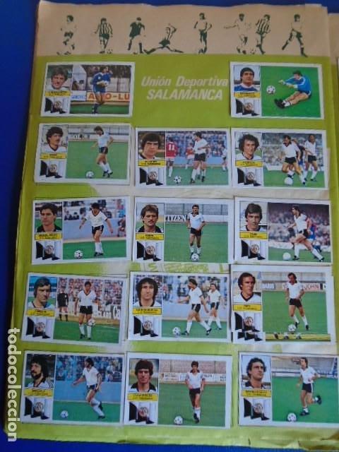 Álbum de fútbol completo: (AL-210400)ALBUM CROMOS FUTBOL LIGA 83-83 - EDITORIAL ESTE - DOBLES - COLOCAS - RAREZAS - Foto 75 - 254887820