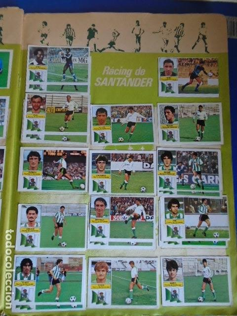 Álbum de fútbol completo: (AL-210400)ALBUM CROMOS FUTBOL LIGA 83-83 - EDITORIAL ESTE - DOBLES - COLOCAS - RAREZAS - Foto 76 - 254887820