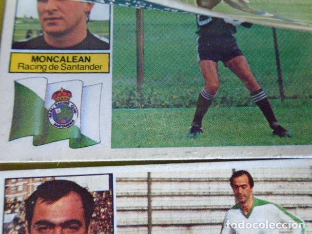 Álbum de fútbol completo: (AL-210400)ALBUM CROMOS FUTBOL LIGA 83-83 - EDITORIAL ESTE - DOBLES - COLOCAS - RAREZAS - Foto 78 - 254887820