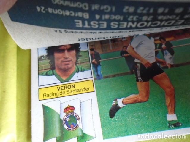 Álbum de fútbol completo: (AL-210400)ALBUM CROMOS FUTBOL LIGA 83-83 - EDITORIAL ESTE - DOBLES - COLOCAS - RAREZAS - Foto 83 - 254887820
