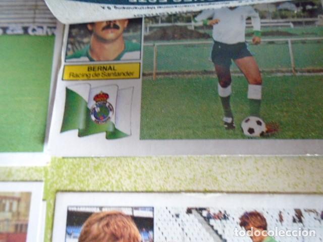 Álbum de fútbol completo: (AL-210400)ALBUM CROMOS FUTBOL LIGA 83-83 - EDITORIAL ESTE - DOBLES - COLOCAS - RAREZAS - Foto 86 - 254887820
