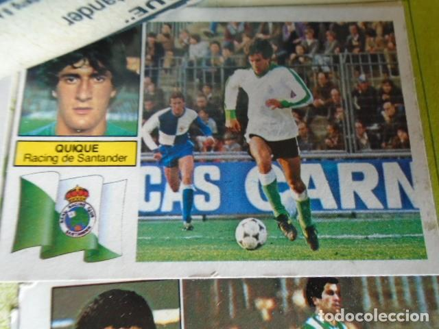 Álbum de fútbol completo: (AL-210400)ALBUM CROMOS FUTBOL LIGA 83-83 - EDITORIAL ESTE - DOBLES - COLOCAS - RAREZAS - Foto 88 - 254887820