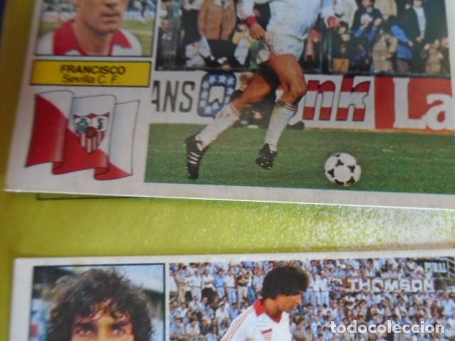 Álbum de fútbol completo: (AL-210400)ALBUM CROMOS FUTBOL LIGA 83-83 - EDITORIAL ESTE - DOBLES - COLOCAS - RAREZAS - Foto 93 - 254887820