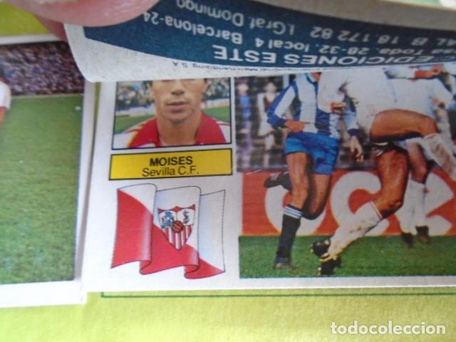 Álbum de fútbol completo: (AL-210400)ALBUM CROMOS FUTBOL LIGA 83-83 - EDITORIAL ESTE - DOBLES - COLOCAS - RAREZAS - Foto 97 - 254887820