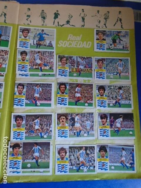 Álbum de fútbol completo: (AL-210400)ALBUM CROMOS FUTBOL LIGA 83-83 - EDITORIAL ESTE - DOBLES - COLOCAS - RAREZAS - Foto 98 - 254887820