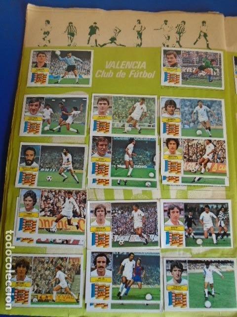 Álbum de fútbol completo: (AL-210400)ALBUM CROMOS FUTBOL LIGA 83-83 - EDITORIAL ESTE - DOBLES - COLOCAS - RAREZAS - Foto 103 - 254887820