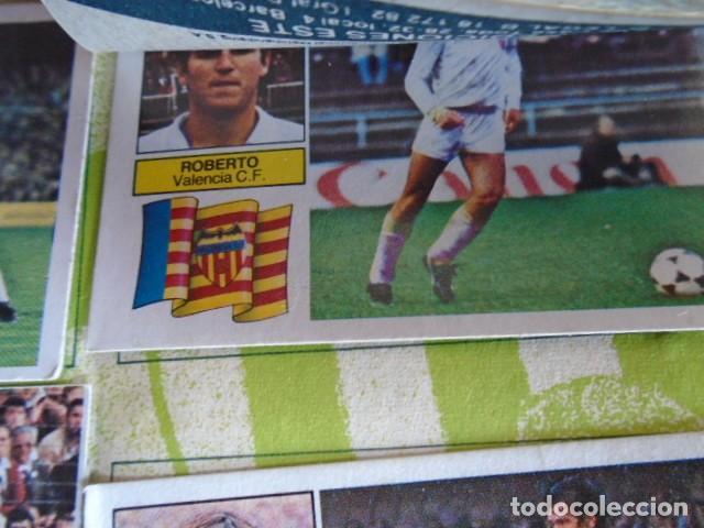 Álbum de fútbol completo: (AL-210400)ALBUM CROMOS FUTBOL LIGA 83-83 - EDITORIAL ESTE - DOBLES - COLOCAS - RAREZAS - Foto 107 - 254887820
