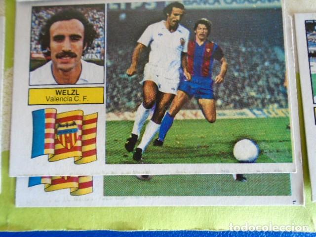 Álbum de fútbol completo: (AL-210400)ALBUM CROMOS FUTBOL LIGA 83-83 - EDITORIAL ESTE - DOBLES - COLOCAS - RAREZAS - Foto 108 - 254887820
