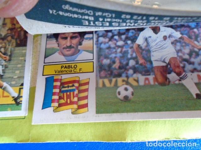 Álbum de fútbol completo: (AL-210400)ALBUM CROMOS FUTBOL LIGA 83-83 - EDITORIAL ESTE - DOBLES - COLOCAS - RAREZAS - Foto 109 - 254887820