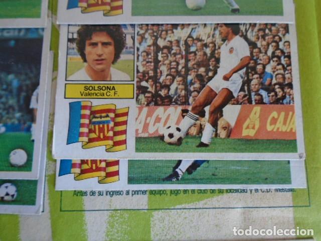 Álbum de fútbol completo: (AL-210400)ALBUM CROMOS FUTBOL LIGA 83-83 - EDITORIAL ESTE - DOBLES - COLOCAS - RAREZAS - Foto 110 - 254887820