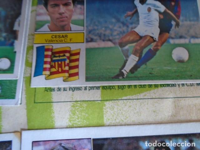 Álbum de fútbol completo: (AL-210400)ALBUM CROMOS FUTBOL LIGA 83-83 - EDITORIAL ESTE - DOBLES - COLOCAS - RAREZAS - Foto 111 - 254887820