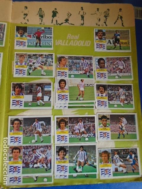 Álbum de fútbol completo: (AL-210400)ALBUM CROMOS FUTBOL LIGA 83-83 - EDITORIAL ESTE - DOBLES - COLOCAS - RAREZAS - Foto 112 - 254887820