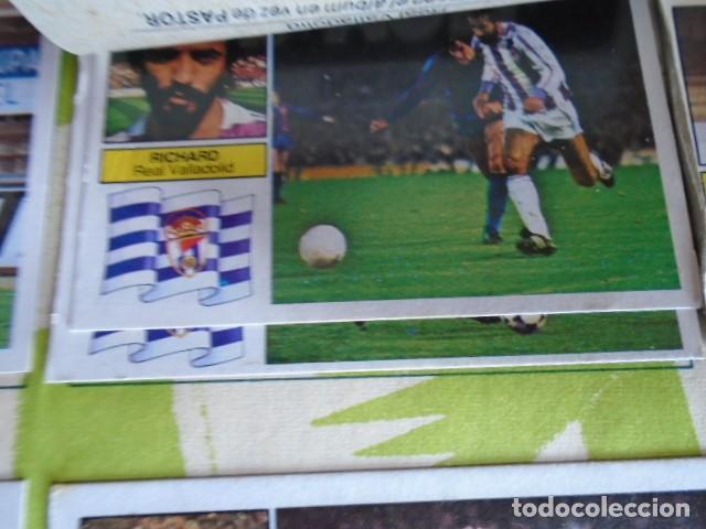 Álbum de fútbol completo: (AL-210400)ALBUM CROMOS FUTBOL LIGA 83-83 - EDITORIAL ESTE - DOBLES - COLOCAS - RAREZAS - Foto 116 - 254887820