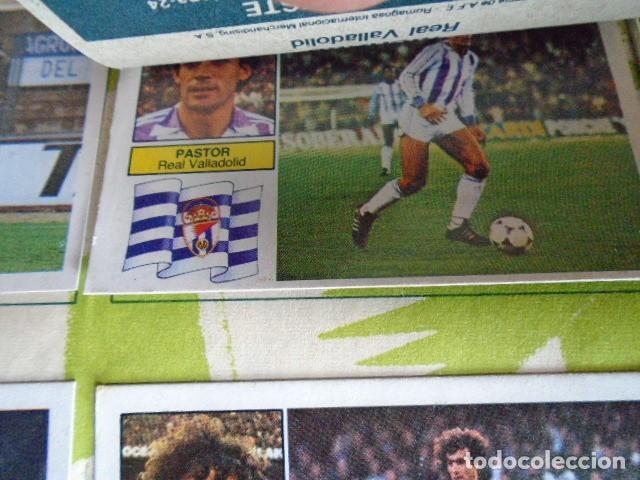 Álbum de fútbol completo: (AL-210400)ALBUM CROMOS FUTBOL LIGA 83-83 - EDITORIAL ESTE - DOBLES - COLOCAS - RAREZAS - Foto 117 - 254887820