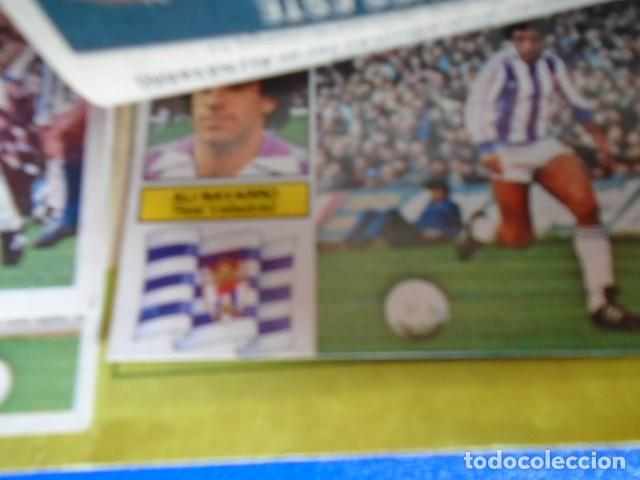 Álbum de fútbol completo: (AL-210400)ALBUM CROMOS FUTBOL LIGA 83-83 - EDITORIAL ESTE - DOBLES - COLOCAS - RAREZAS - Foto 120 - 254887820