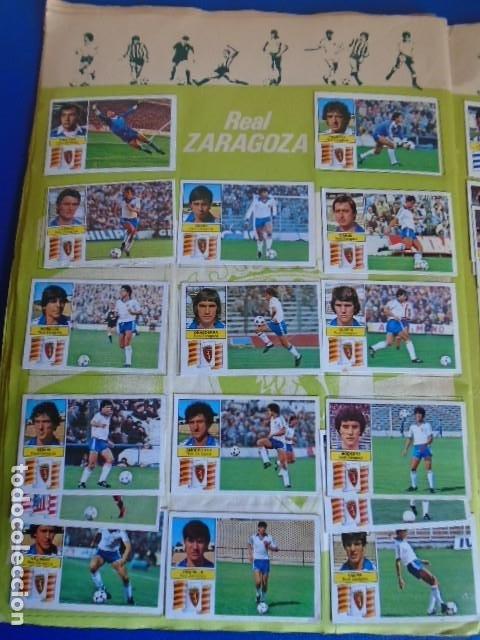 Álbum de fútbol completo: (AL-210400)ALBUM CROMOS FUTBOL LIGA 83-83 - EDITORIAL ESTE - DOBLES - COLOCAS - RAREZAS - Foto 121 - 254887820