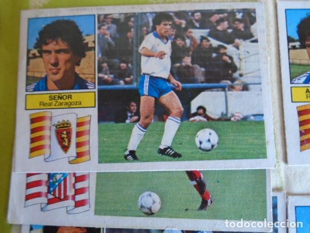 Álbum de fútbol completo: (AL-210400)ALBUM CROMOS FUTBOL LIGA 83-83 - EDITORIAL ESTE - DOBLES - COLOCAS - RAREZAS - Foto 122 - 254887820
