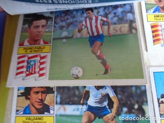 Álbum de fútbol completo: (AL-210400)ALBUM CROMOS FUTBOL LIGA 83-83 - EDITORIAL ESTE - DOBLES - COLOCAS - RAREZAS - Foto 123 - 254887820