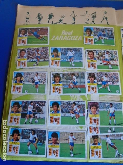 Álbum de fútbol completo: (AL-210400)ALBUM CROMOS FUTBOL LIGA 83-83 - EDITORIAL ESTE - DOBLES - COLOCAS - RAREZAS - Foto 124 - 254887820
