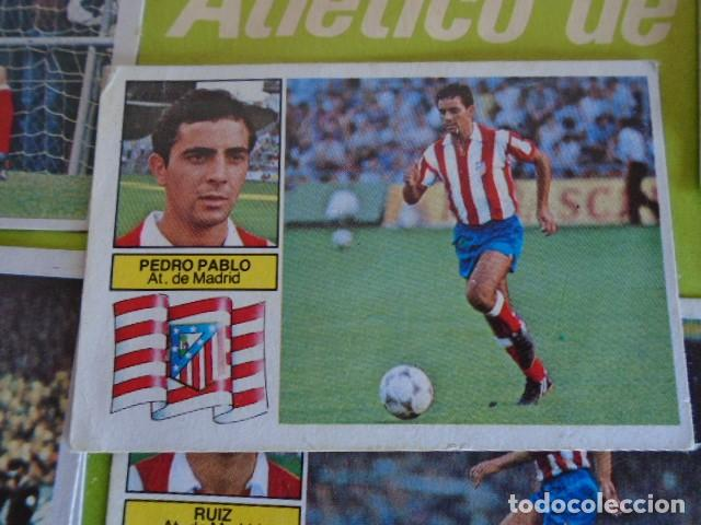 Álbum de fútbol completo: (AL-210400)ALBUM CROMOS FUTBOL LIGA 83-83 - EDITORIAL ESTE - DOBLES - COLOCAS - RAREZAS - Foto 125 - 254887820