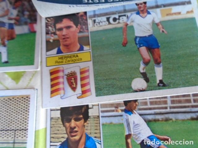Álbum de fútbol completo: (AL-210400)ALBUM CROMOS FUTBOL LIGA 83-83 - EDITORIAL ESTE - DOBLES - COLOCAS - RAREZAS - Foto 133 - 254887820
