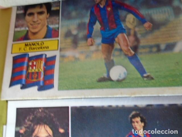 Álbum de fútbol completo: (AL-210400)ALBUM CROMOS FUTBOL LIGA 83-83 - EDITORIAL ESTE - DOBLES - COLOCAS - RAREZAS - Foto 135 - 254887820