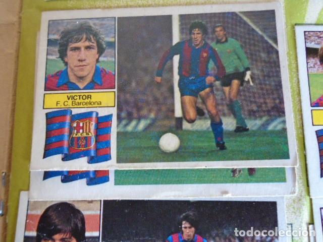 Álbum de fútbol completo: (AL-210400)ALBUM CROMOS FUTBOL LIGA 83-83 - EDITORIAL ESTE - DOBLES - COLOCAS - RAREZAS - Foto 138 - 254887820