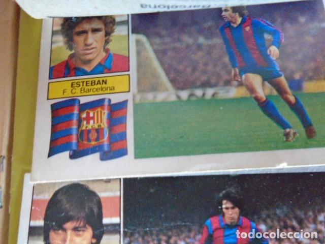 Álbum de fútbol completo: (AL-210400)ALBUM CROMOS FUTBOL LIGA 83-83 - EDITORIAL ESTE - DOBLES - COLOCAS - RAREZAS - Foto 139 - 254887820