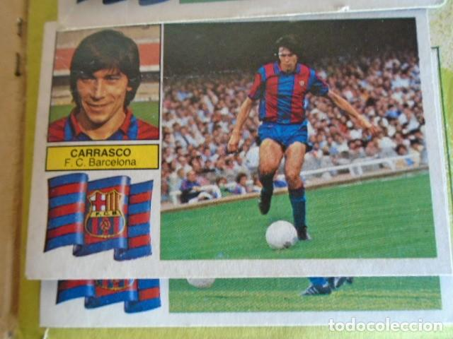 Álbum de fútbol completo: (AL-210400)ALBUM CROMOS FUTBOL LIGA 83-83 - EDITORIAL ESTE - DOBLES - COLOCAS - RAREZAS - Foto 140 - 254887820