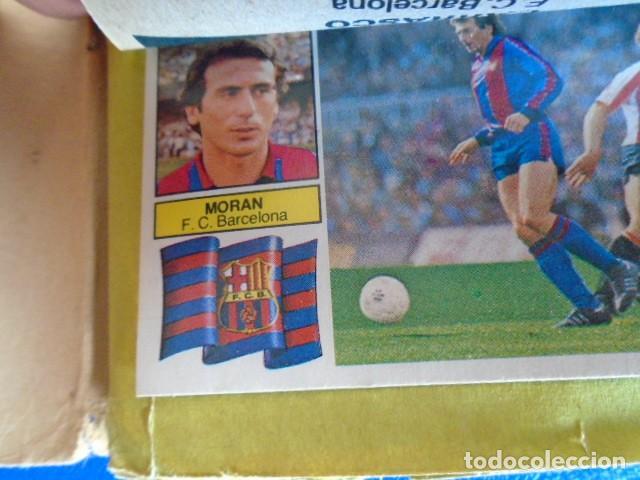 Álbum de fútbol completo: (AL-210400)ALBUM CROMOS FUTBOL LIGA 83-83 - EDITORIAL ESTE - DOBLES - COLOCAS - RAREZAS - Foto 141 - 254887820