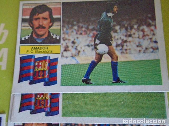 Álbum de fútbol completo: (AL-210400)ALBUM CROMOS FUTBOL LIGA 83-83 - EDITORIAL ESTE - DOBLES - COLOCAS - RAREZAS - Foto 144 - 254887820
