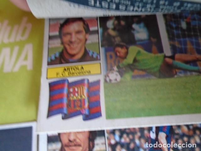 Álbum de fútbol completo: (AL-210400)ALBUM CROMOS FUTBOL LIGA 83-83 - EDITORIAL ESTE - DOBLES - COLOCAS - RAREZAS - Foto 145 - 254887820