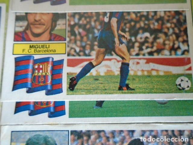 Álbum de fútbol completo: (AL-210400)ALBUM CROMOS FUTBOL LIGA 83-83 - EDITORIAL ESTE - DOBLES - COLOCAS - RAREZAS - Foto 146 - 254887820