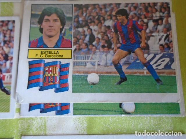 Álbum de fútbol completo: (AL-210400)ALBUM CROMOS FUTBOL LIGA 83-83 - EDITORIAL ESTE - DOBLES - COLOCAS - RAREZAS - Foto 148 - 254887820