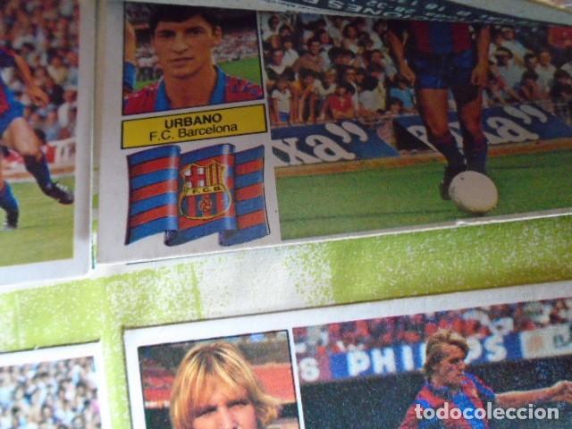 Álbum de fútbol completo: (AL-210400)ALBUM CROMOS FUTBOL LIGA 83-83 - EDITORIAL ESTE - DOBLES - COLOCAS - RAREZAS - Foto 149 - 254887820