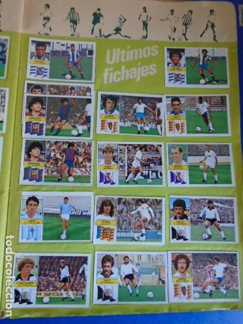 Álbum de fútbol completo: (AL-210400)ALBUM CROMOS FUTBOL LIGA 83-83 - EDITORIAL ESTE - DOBLES - COLOCAS - RAREZAS - Foto 150 - 254887820