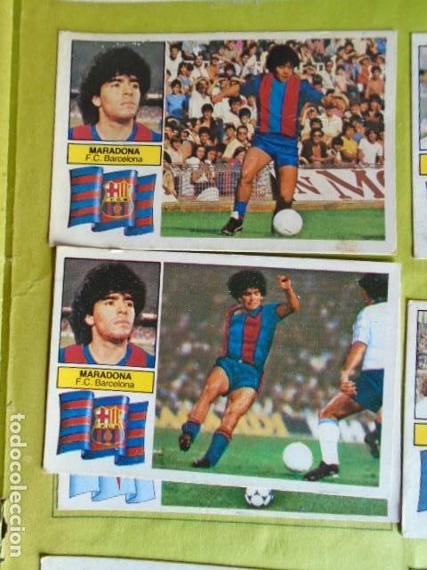 Álbum de fútbol completo: (AL-210400)ALBUM CROMOS FUTBOL LIGA 83-83 - EDITORIAL ESTE - DOBLES - COLOCAS - RAREZAS - Foto 151 - 254887820