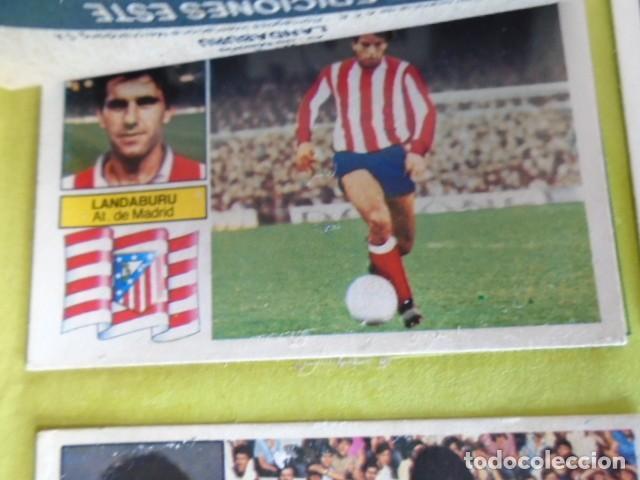 Álbum de fútbol completo: (AL-210400)ALBUM CROMOS FUTBOL LIGA 83-83 - EDITORIAL ESTE - DOBLES - COLOCAS - RAREZAS - Foto 153 - 254887820