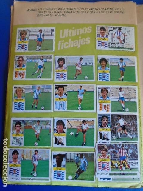 Álbum de fútbol completo: (AL-210400)ALBUM CROMOS FUTBOL LIGA 83-83 - EDITORIAL ESTE - DOBLES - COLOCAS - RAREZAS - Foto 154 - 254887820