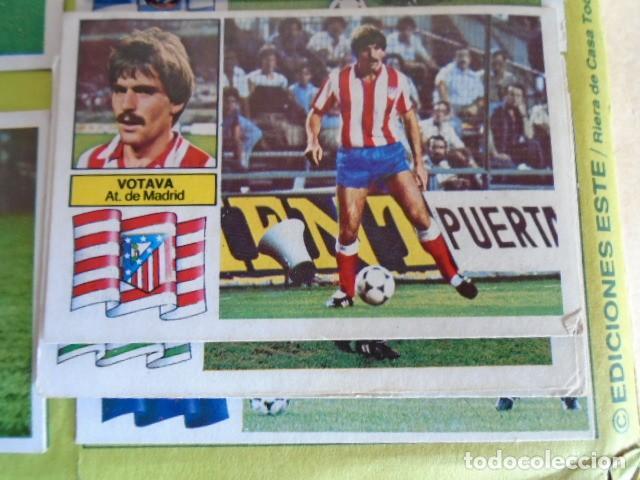 Álbum de fútbol completo: (AL-210400)ALBUM CROMOS FUTBOL LIGA 83-83 - EDITORIAL ESTE - DOBLES - COLOCAS - RAREZAS - Foto 157 - 254887820
